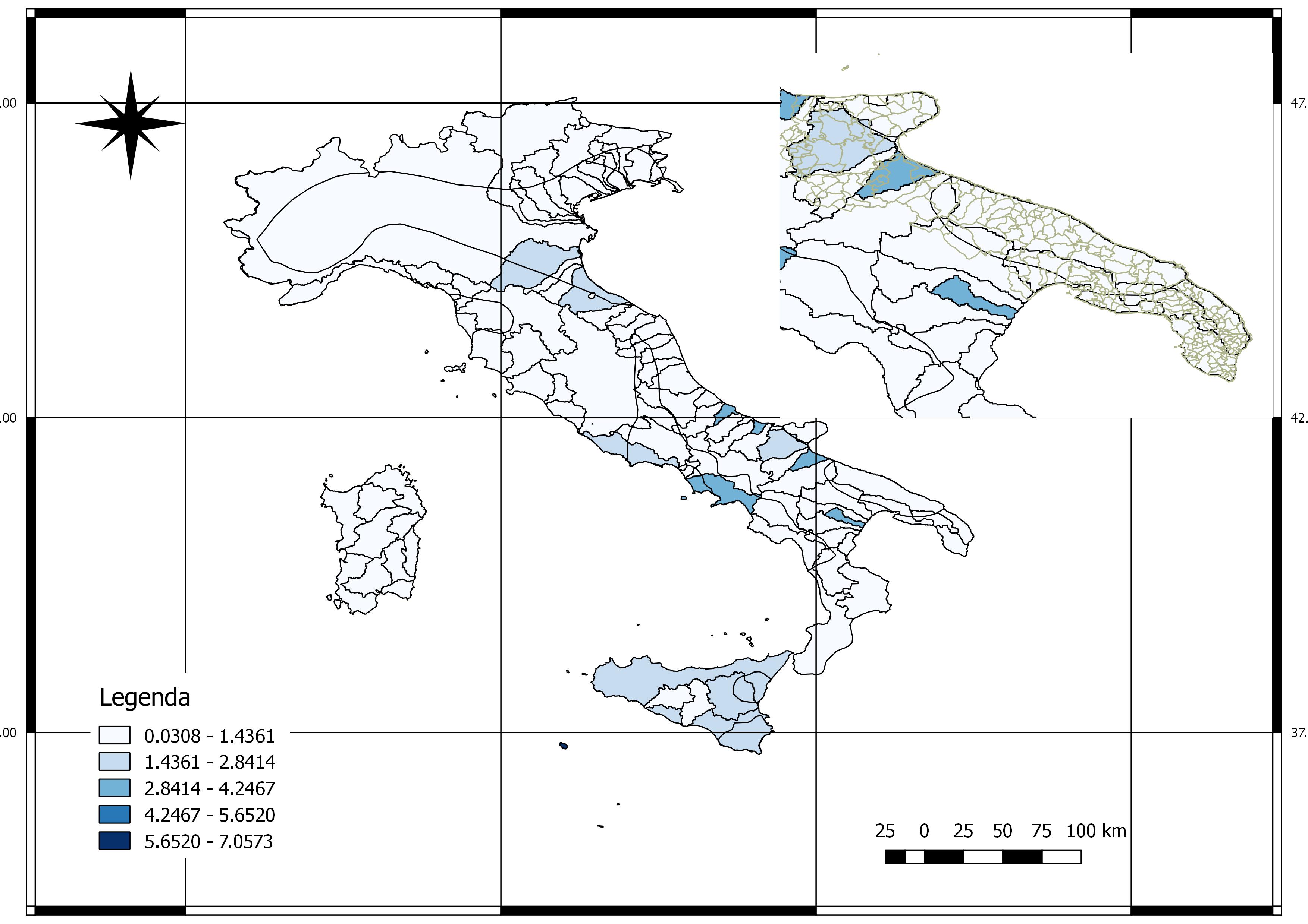 Mappa WS
